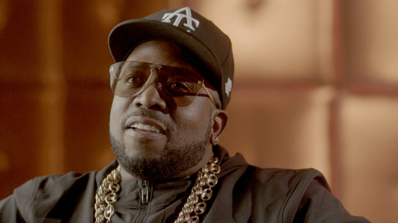 Hip Hop: The Songs That Shook America:  How Big Boi Came to Own Bobby Brown's Studio