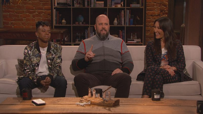 Bonus Scene: Talking Dead: Season 10, Episode 5