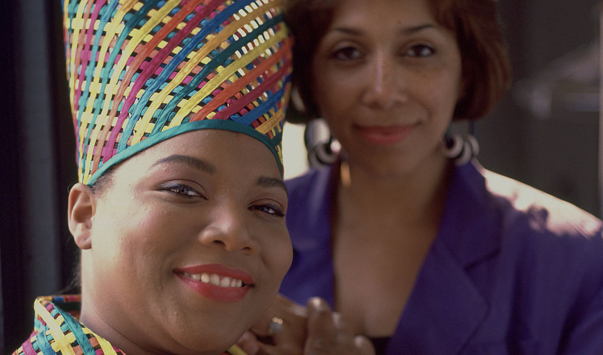 "Queen Latifah Was Out to Uplift Women With ""Ladies First"" in <em>Hip Hop: The Songs That Shook America</em> Episode 6"