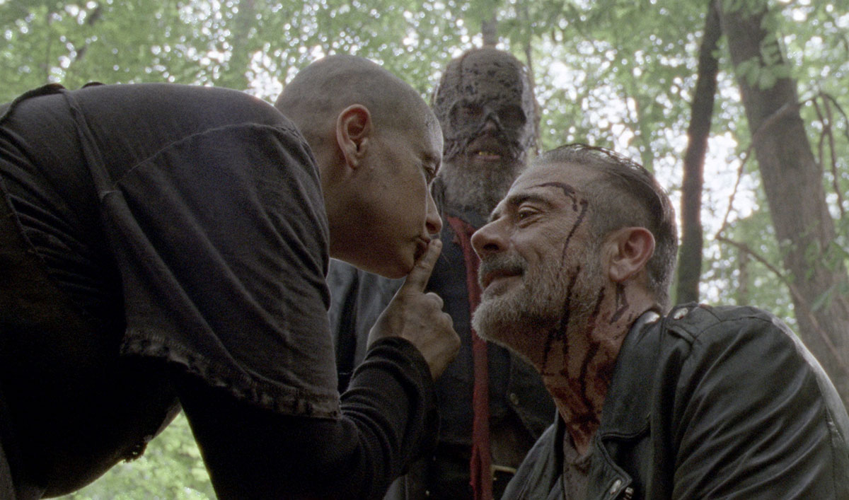 How to Be a <em>The Walking Dead</em> Villain: Alpha vs. Negan