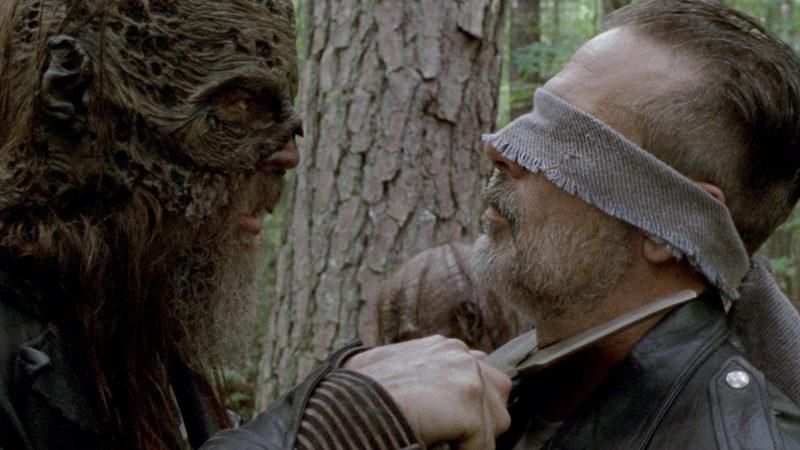 Sneak Peek of <em>The Walking Dead</em> Episode 6: Negan Tries to Talk His Way Into the Whisperers