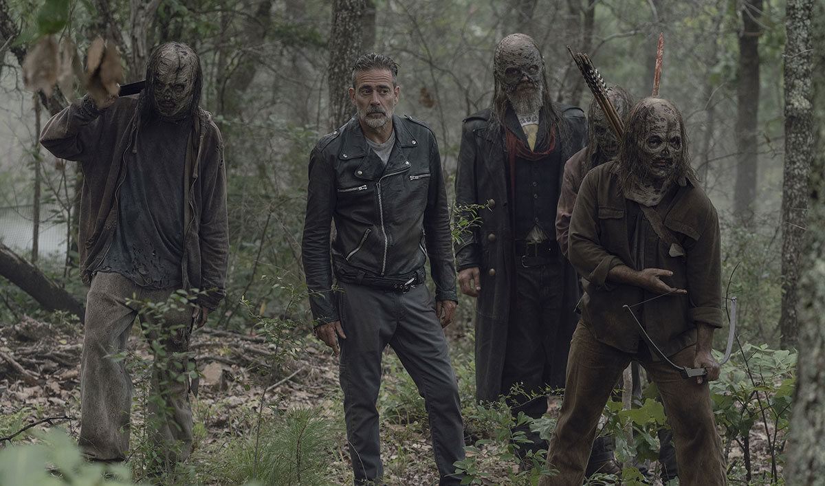 See a Day in the Life of the Whisperers in This Montage From <em>The Walking Dead</em> Episode 6