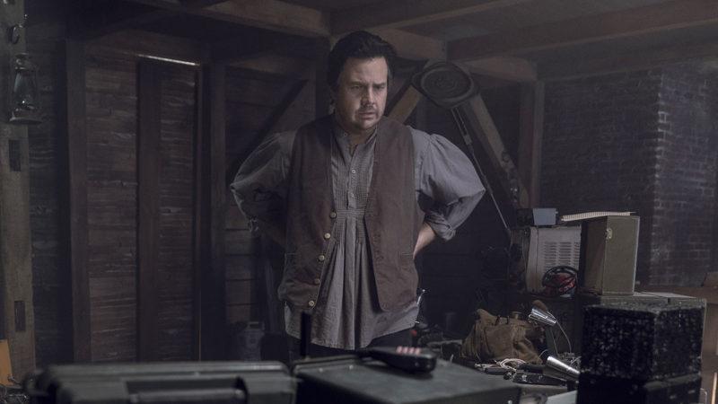 (SPOILERS) <em>The Walking Dead</em> Q&A — Josh McDermitt (Eugene)