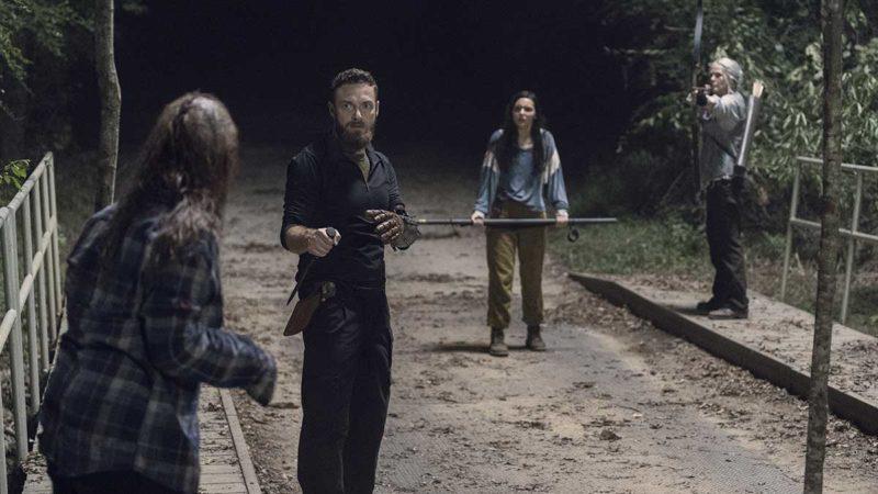 The Cast and Creators Break Down the Shifting Alliances in <em>The Walking Dead</em> Season 10
