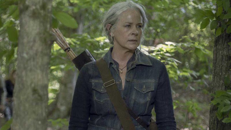 Stream <em>The Walking Dead</em> Mid-Season Finale Now: Alpha's Not the Boss, Especially of Carol