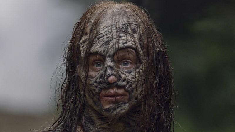 (SPOILERS) <em>The Walking Dead</em> Q&A — Thora Birch (Gamma)