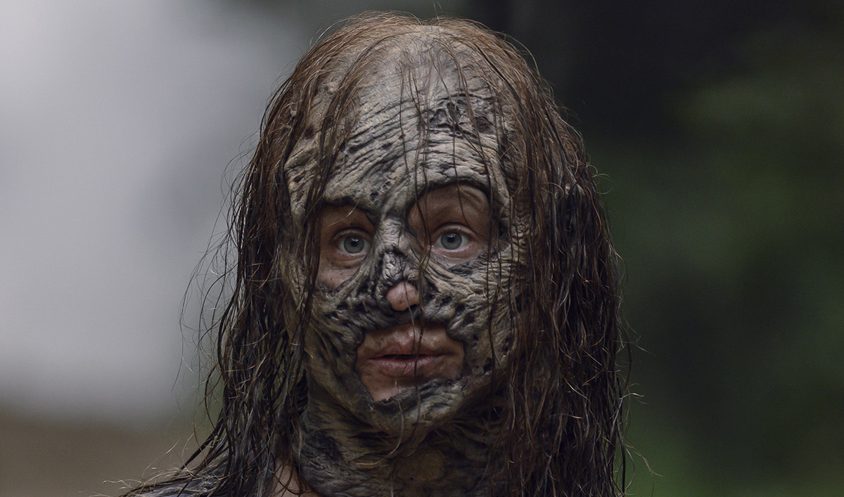 (SPOILERS) <em>The Walking Dead</em> Q&A — Thora Birch (Gamma)