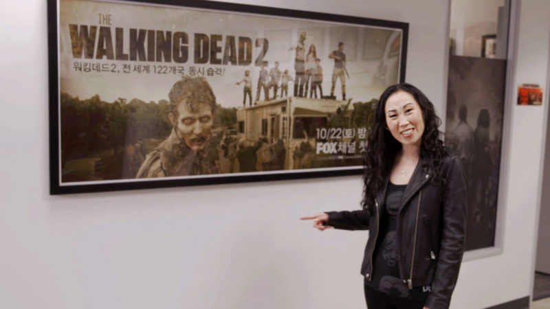 The Walking Dead Season 10: The Working Dead Volume 7: TWD Offices Fan Art
