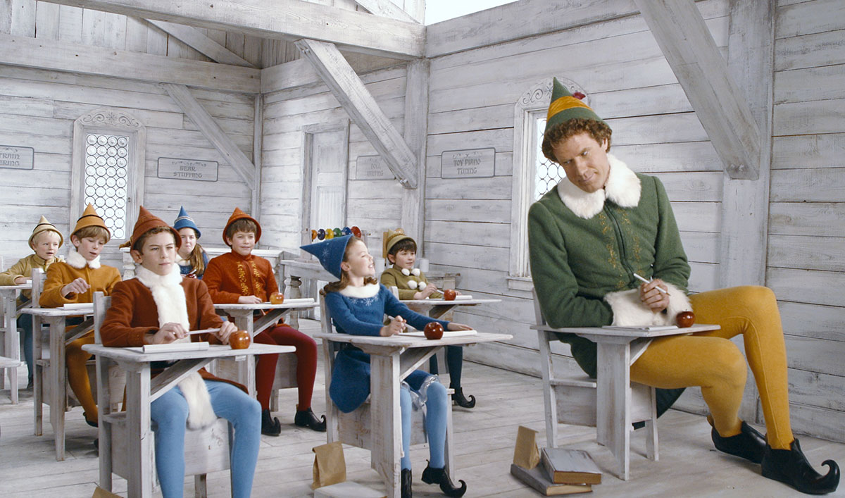 AMC's Best Christmas Ever: 10 Things You Might Not Know About <em>Elf</em> (2003)