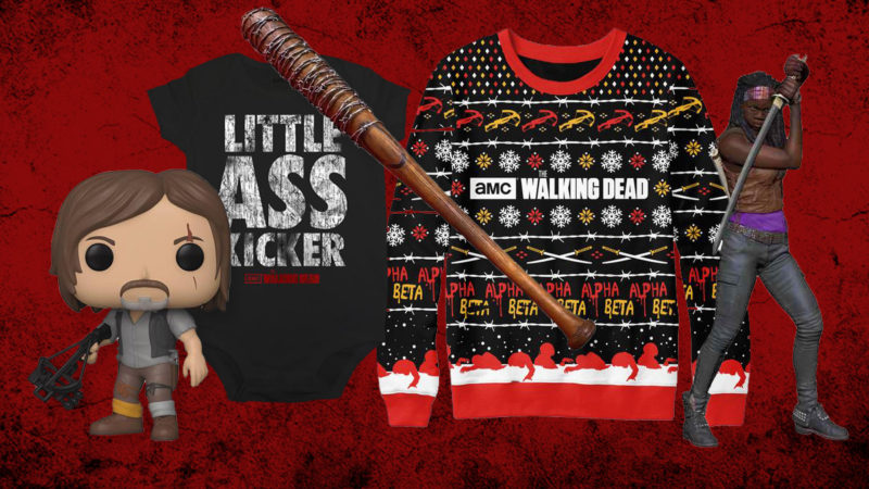 Get <em>The Walking Dead</em> Superfan in Your Life Something Special With Our <em>TWD</em> Gift Guide