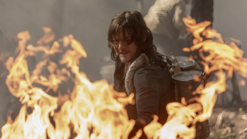 Holiday Gifts For All Your Favorite <em>The Walking Dead</em> Characters to Sit and Relax By the Fire With