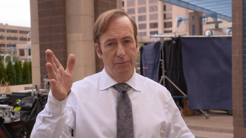 Better Call Saul: Season 5 Greeting From Set
