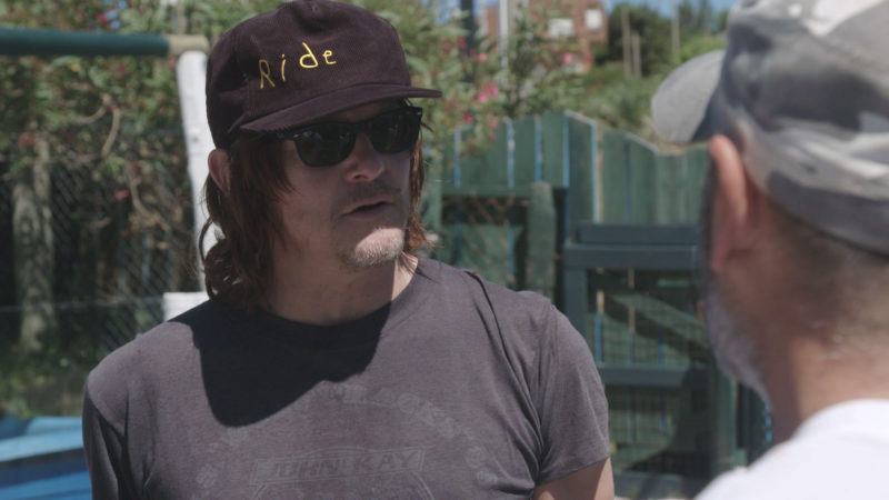 Ride With Norman Reedus Season 4 Diary: Gibberish
