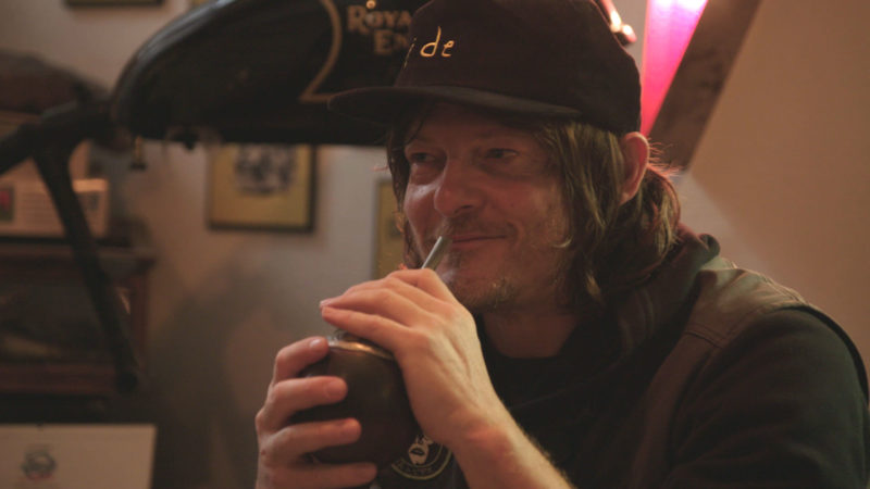 Ride With Norman Reedus Season 4 Diary: Norman's Hat