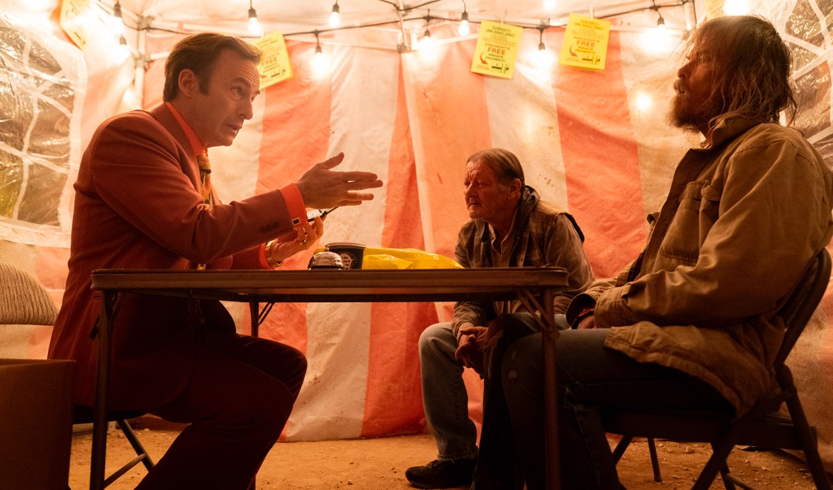Meet Saul Goodman For the First Time (Again) — Watch the Season 5 Premiere for Free