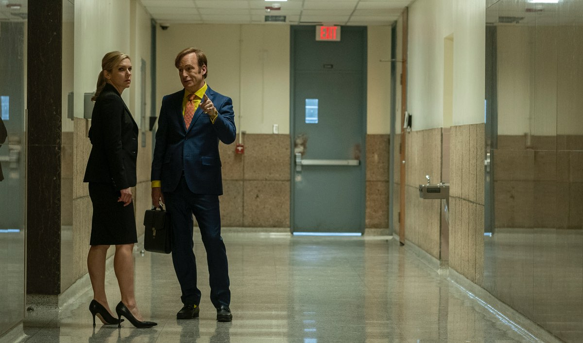 Cast and Creators on Why Saul Goodman Is Just a Cover-Up for Jimmy's Pain