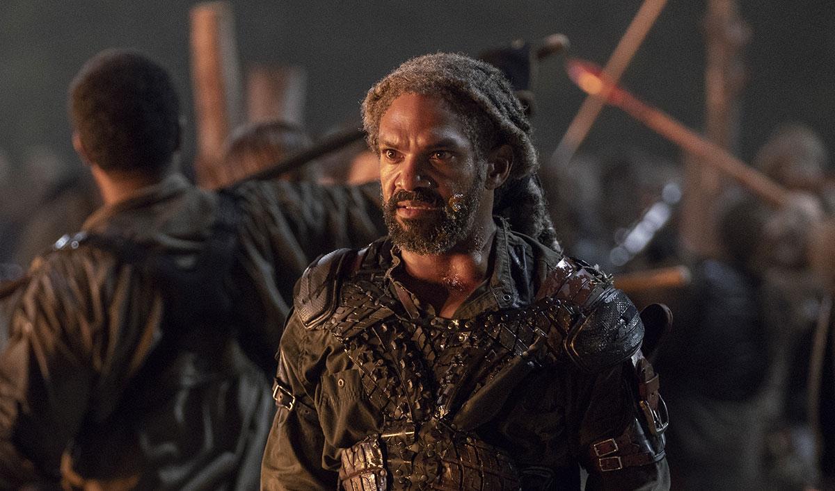 (SPOILERS) <em>The Walking Dead</em> Q&A — Khary Payton (Ezekiel)