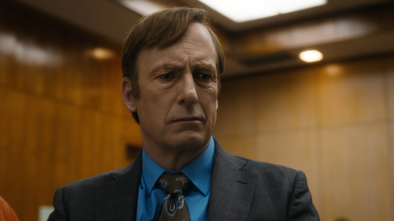 Better Call Saul Talked About Scene: Season 5, Episode 7
