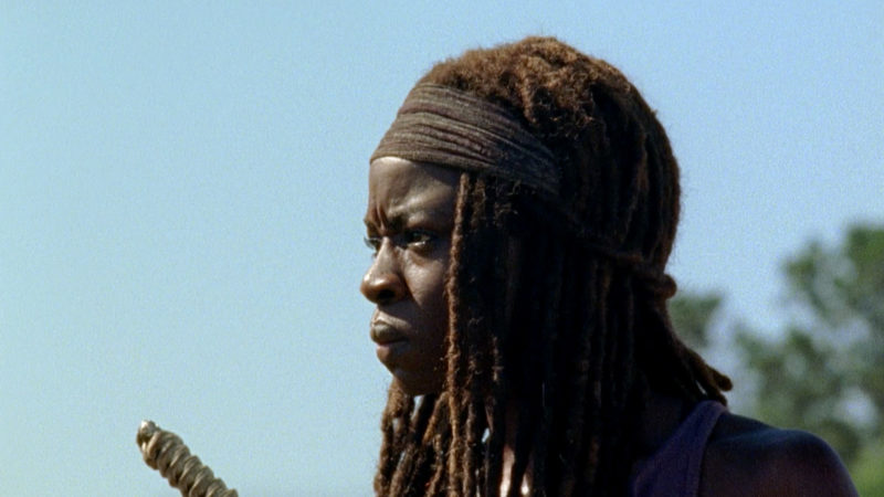 (SPOILERS) Inside The Walking Dead Season 10: Michonne's Journey