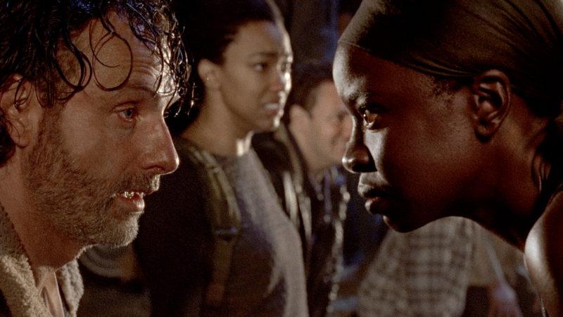 (SPOILERS) The Walking Dead Talked About Scene: Season 10, Episode 13