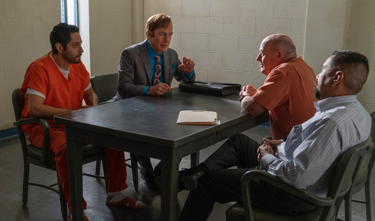 Saul Goodman and Hank Schrader's First Face Off — Stream Episode 3 Now