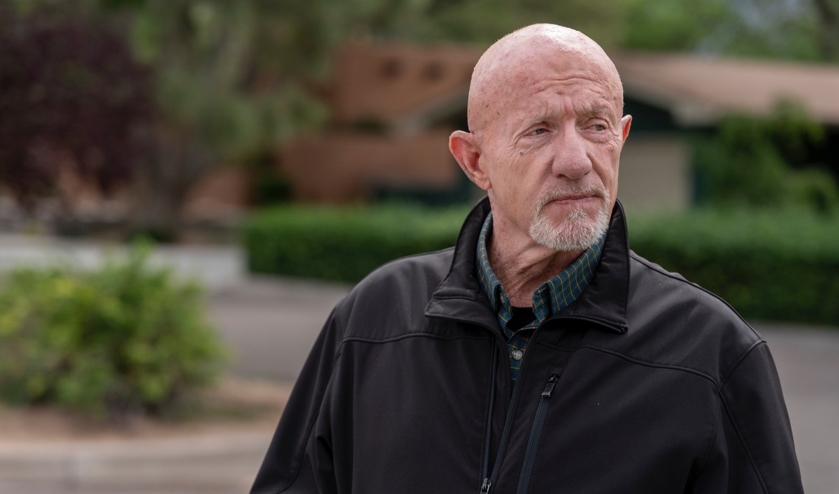 <em>Better Call Saul</em> Q&A — Jonathan Banks (Mike Ehrmantraut)