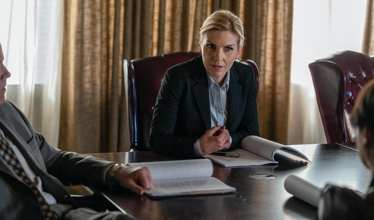 <em>Better Call Saul</em> Q&A — Rhea Seehorn (Kim Wexler)