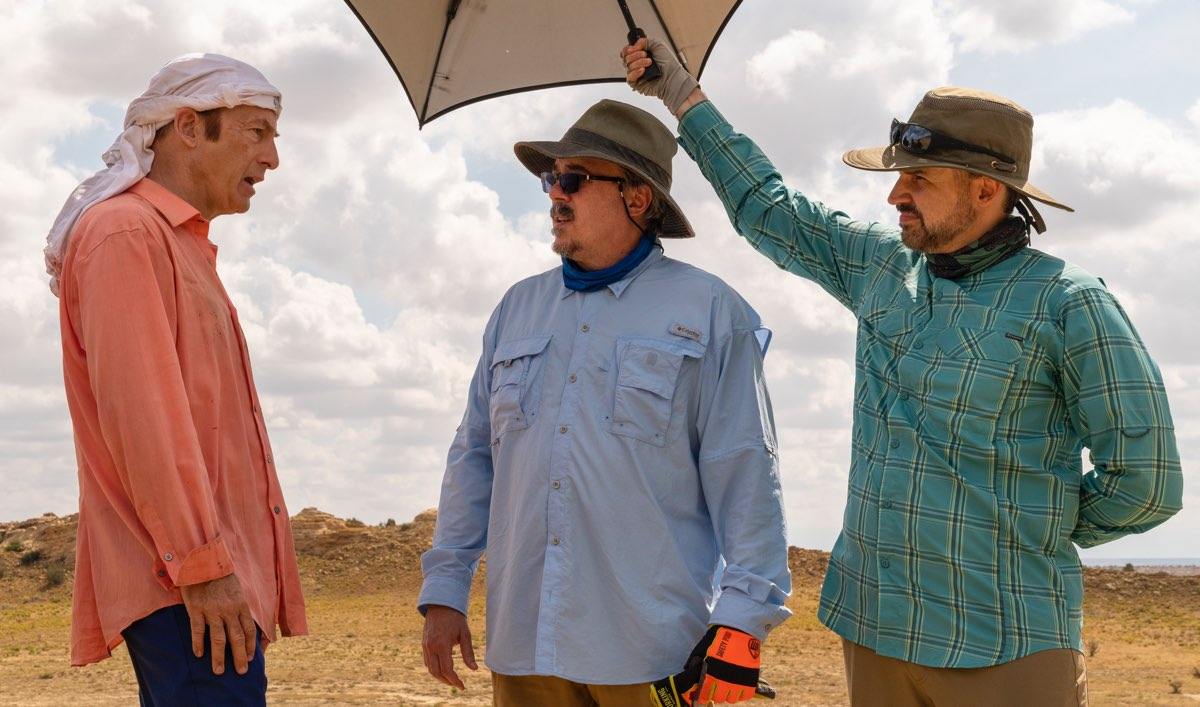 <em>Better Call Saul</em> Q&A — Vince Gilligan (Co-Creator, Director)