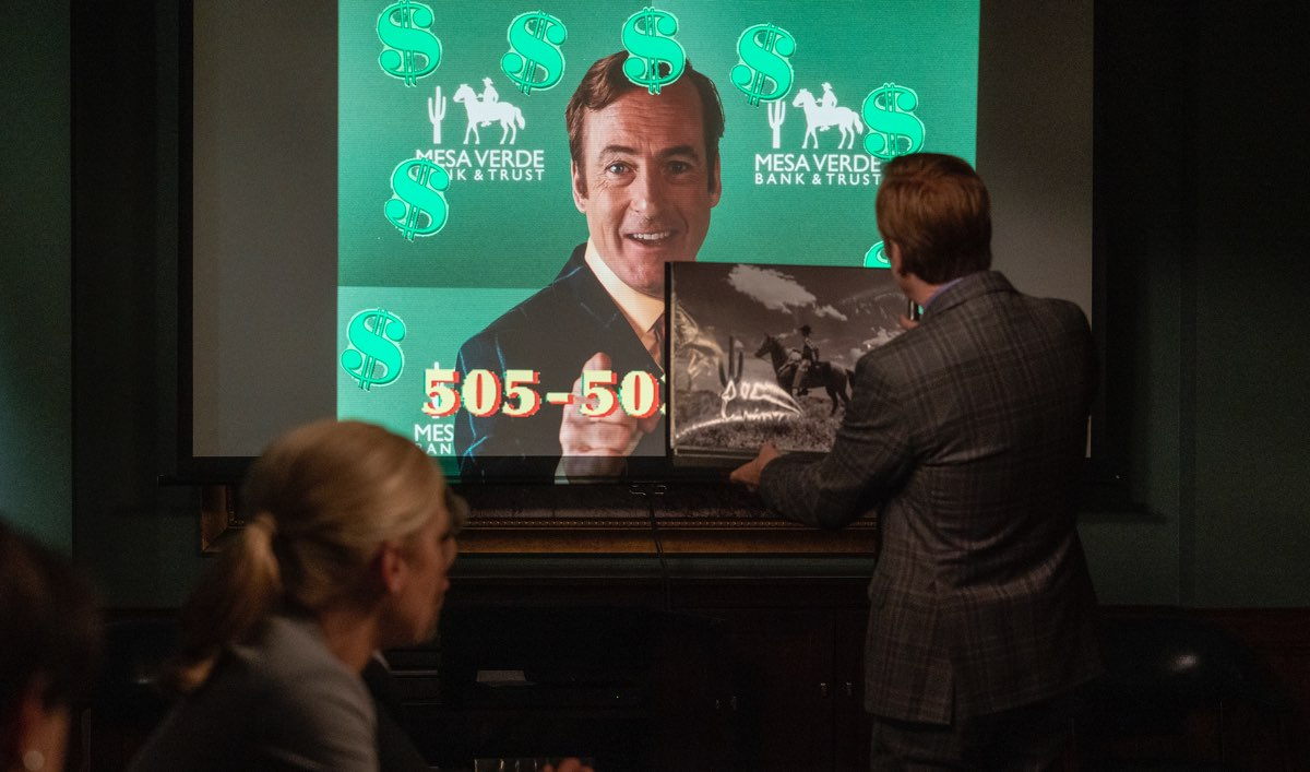 Saul Goodman's Phone Number Is the Latest <em>Breaking Bad</em> Callback