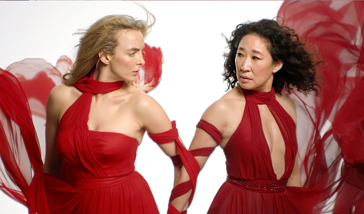 <em>Killing Eve</em> Honored With Eight Nominations for the 72nd Annual Emmy Awards