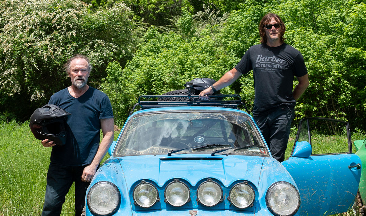 Stream Now: Hit the Road With the Dixon Brothers Through the Deep South