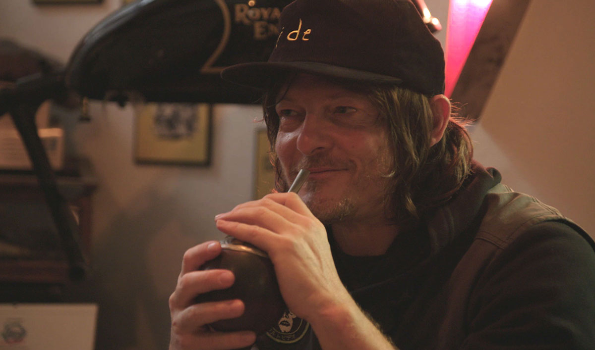 "Norman Reedus Answers the Web's Most Burning Questions in New ""Autocomplete Interview"""
