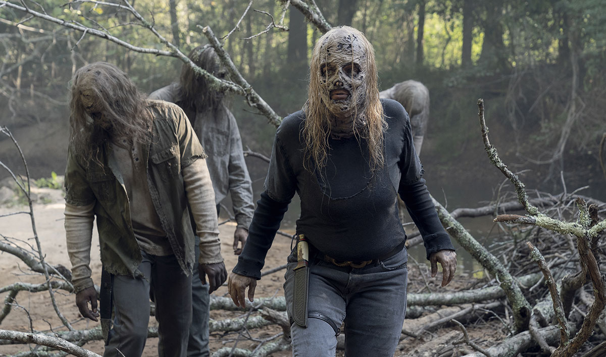 Six Reasons Alpha Is an All-Time Great <em>The Walking Dead</em> Villain