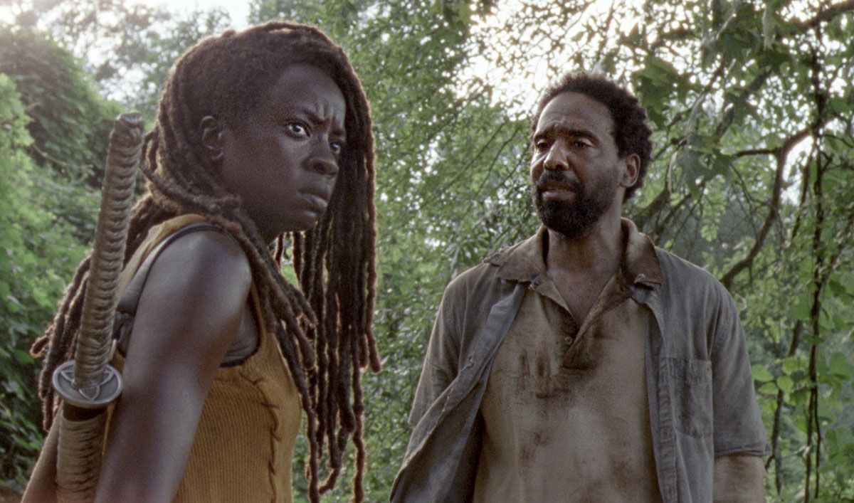 Sneak Peek of <em>The Walking Dead</em> Episode 13: Is Michonne Walking Into a Trap?