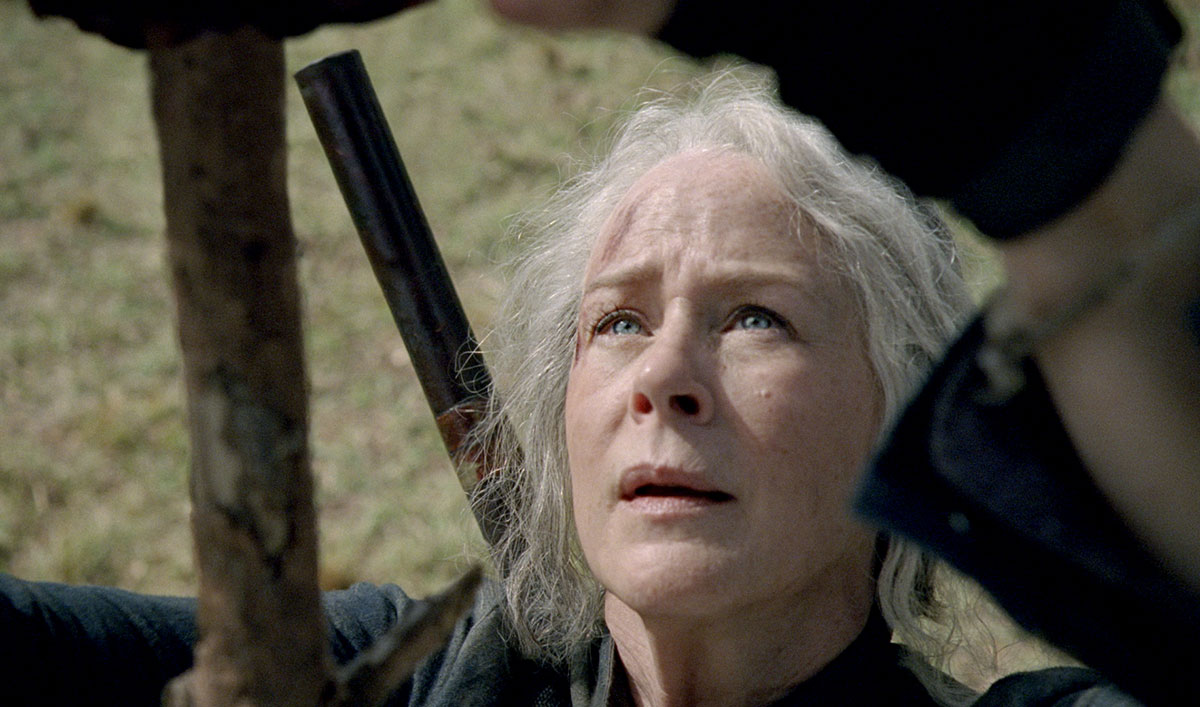 The Carol and Negan Conspiracy Begins to Unravel in the Opening Minutes of Sunday's <em>TWD</em>