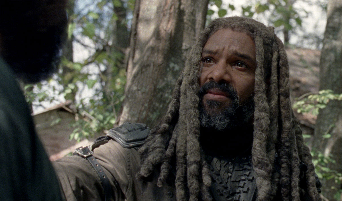 Sneak Peek of <em>The Walking Dead</em> Episode 14: Is the End Near for Ezekiel?