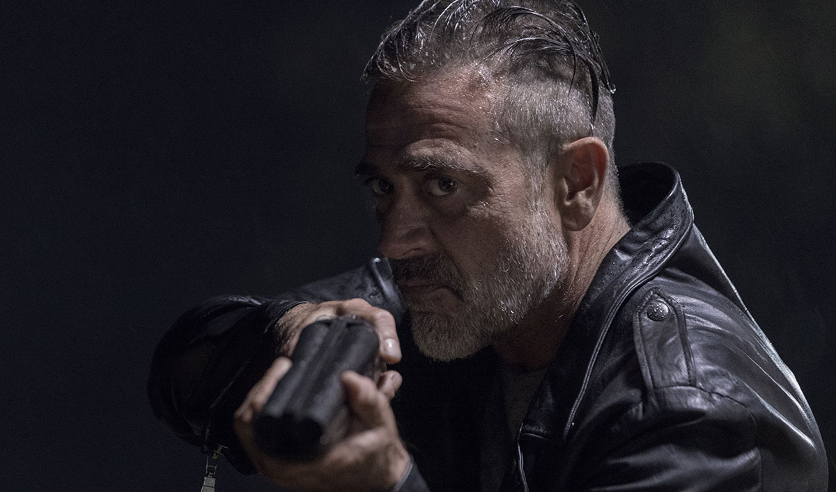 Negan Reveals His True Colors in a Scene From <em>The Walking Dead</em> Episode 14