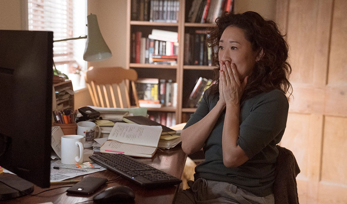 Eve Polastri's 11 Funniest and Most Relatable Moments on <em>Killing Eve</em>