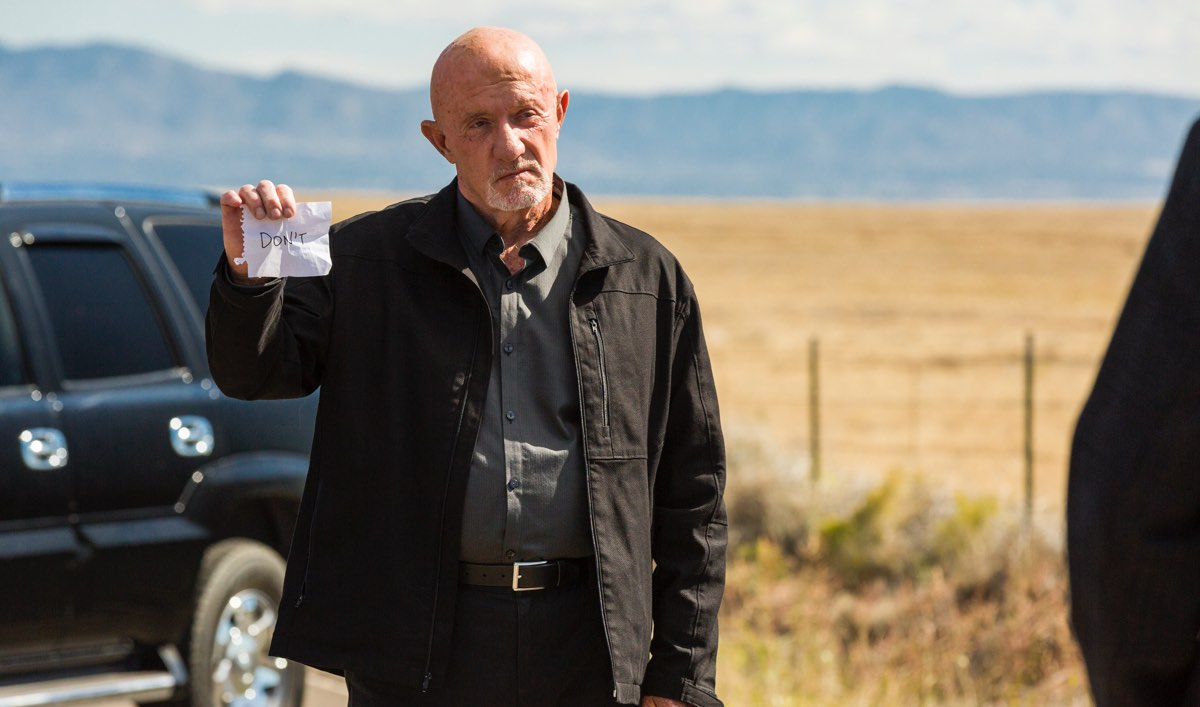 Why Mike Ehrmantraut Is the Baddest Motherf***er You'll Ever Meet