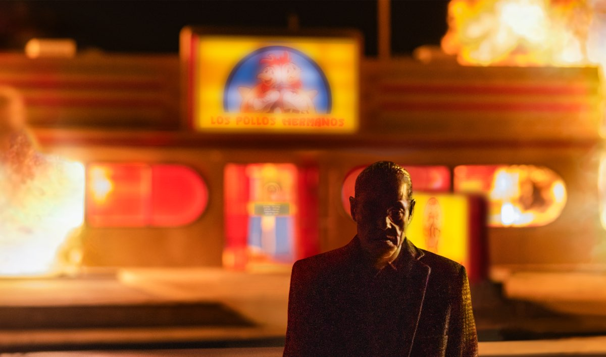 <em>Better Call Saul</em> Creators on How the Crew Blew Up a Los Pollos Hermanos