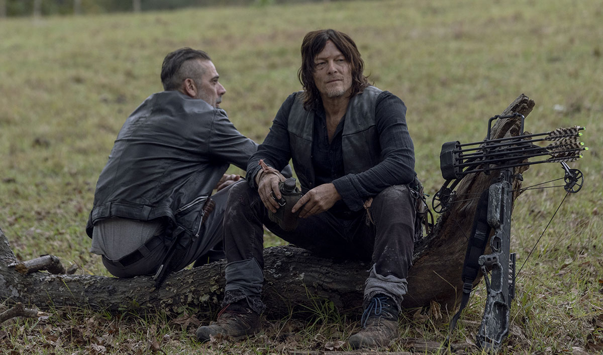 <em>The Walking Dead</em> Cast and Creators Break Down What's Next for the Survivors