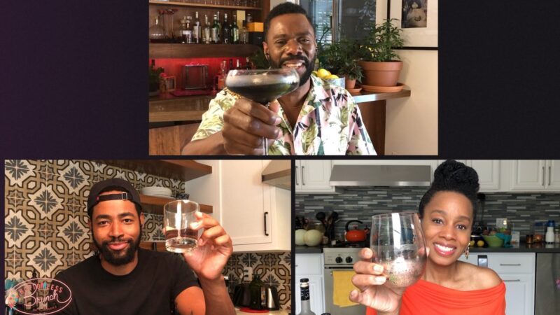 """<em>Bottomless Brunch at Colman's:</em> Up Your Cocktail Game With the """"Black Orchid"""""""