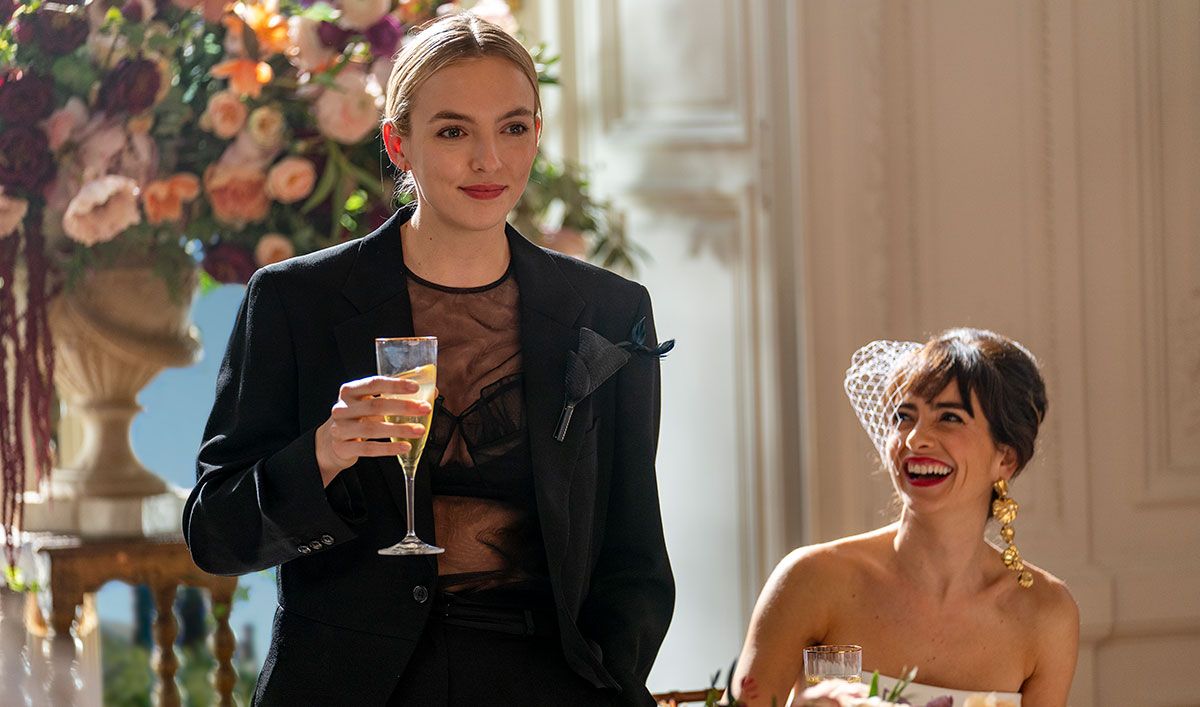 Dressing <em>Killing Eve</em>: A Q&A With Costume Designer Sam Perry