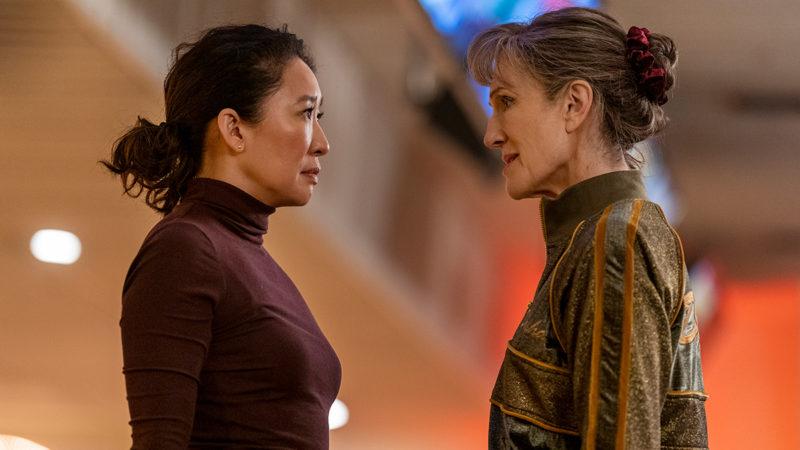 Stream <em>Killing Eve</em> Episode 6 Now: Eve Is Coming for Dasha