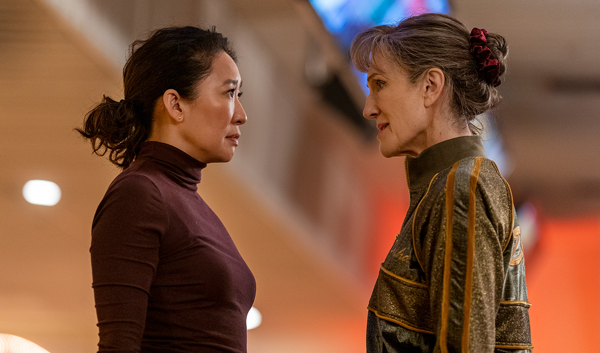 Stream <em>Killing Eve</em> Episode 6 Now: Eve Is Coming for Dasha