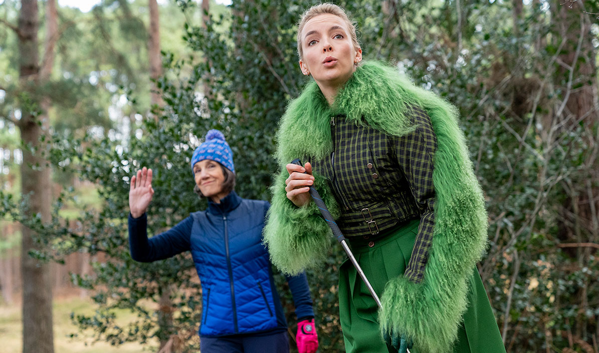 Stream <em>Killing Eve</em> Episode 7 Now: Villanelle Takes a Big Swing