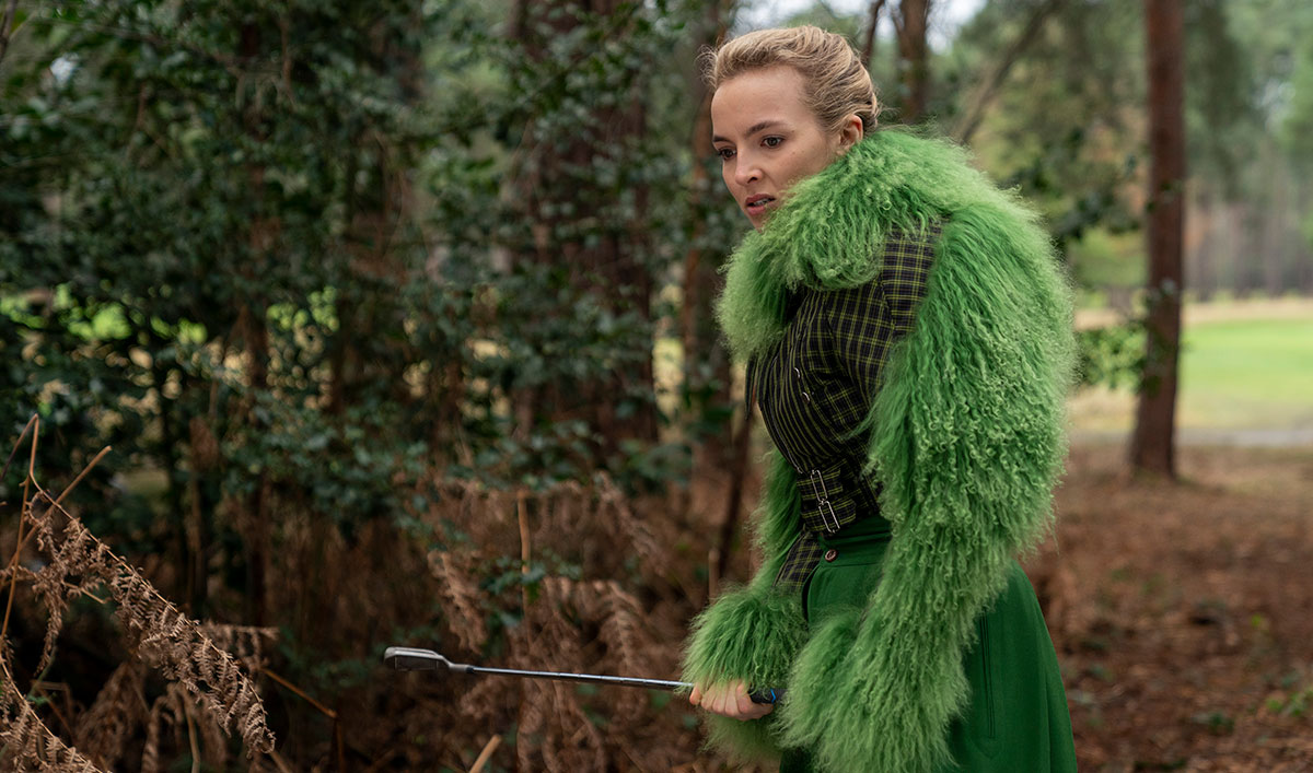 "<em>Killing Eve</em> Fashion File: How Villanelle Embodies a ""Beautiful Monster"""