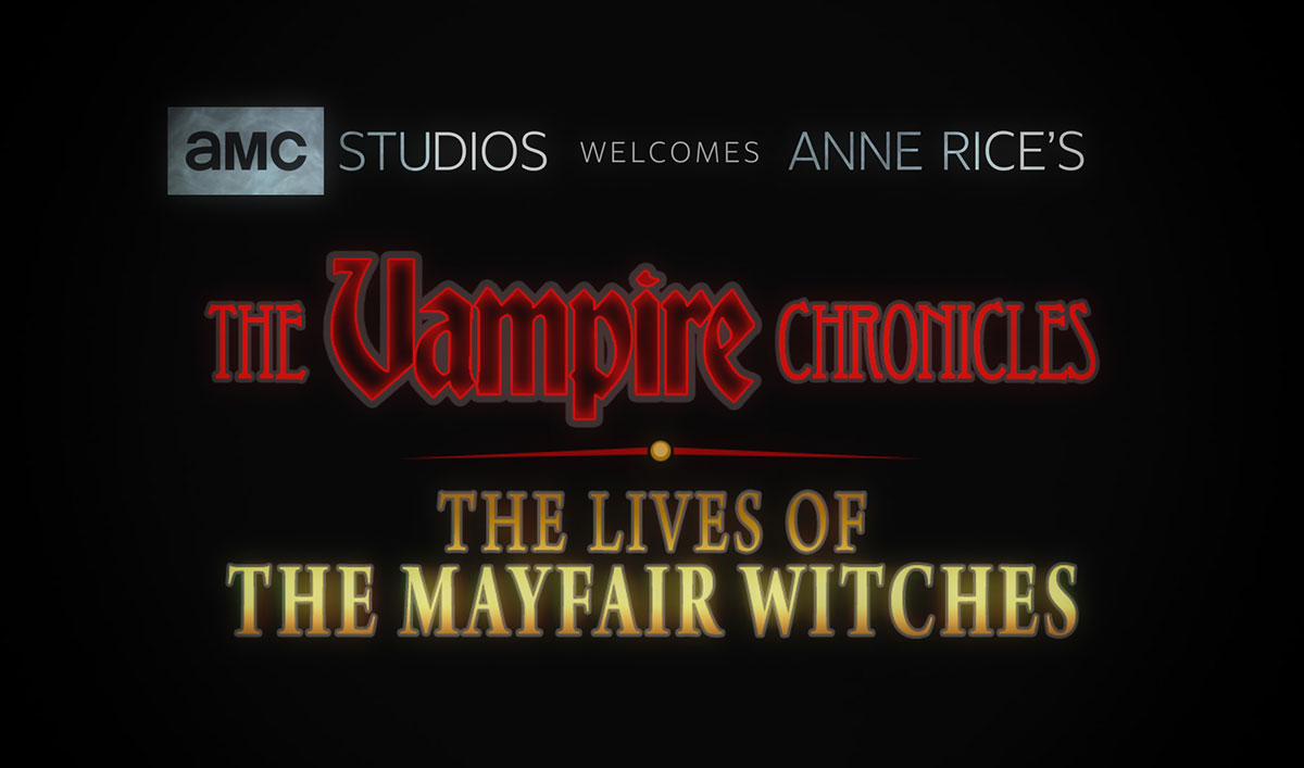 AMC Networks Acquires Rights to the Iconic Works of Anne Rice