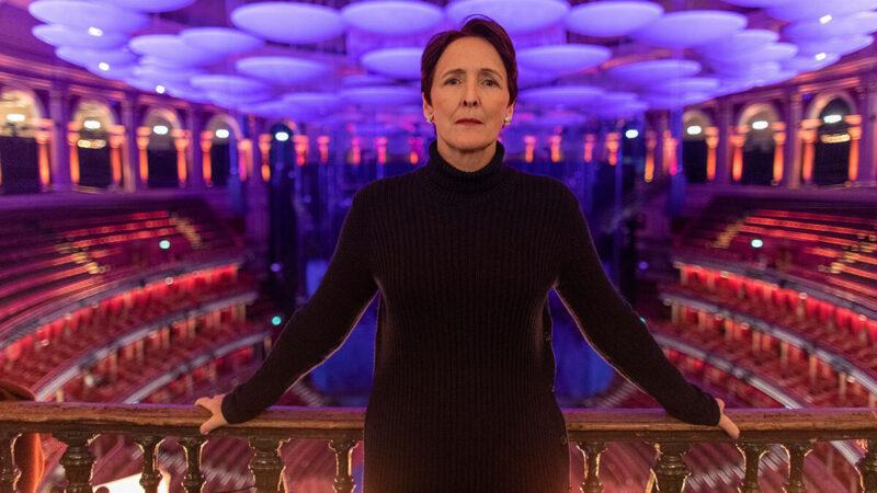 (SPOILERS) <em>Killing Eve</em> Q&A — Fiona Shaw (Carolyn Martens)