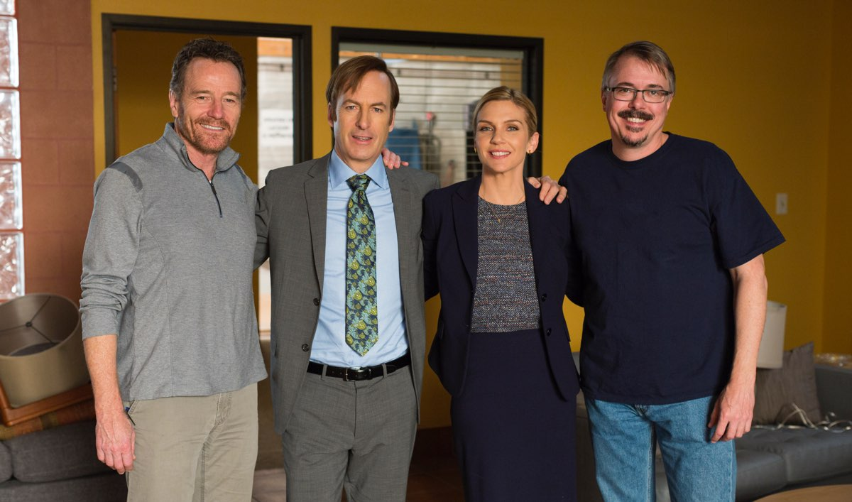 New <em>Better Call Saul</em> and <em>Breaking Bad</em> Programming Is Coming, Including New Doc Series Hosted by Giancarlo Esposito
